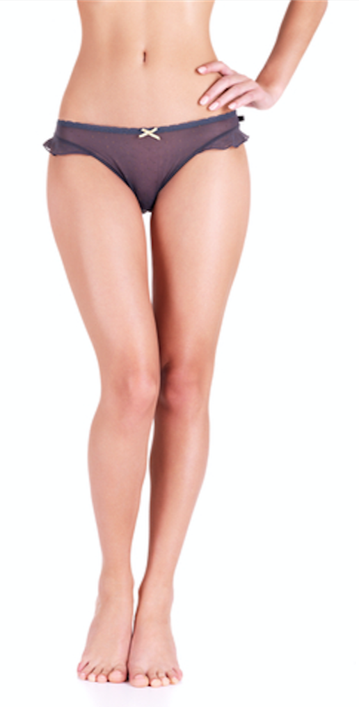 thigh knee liposuction